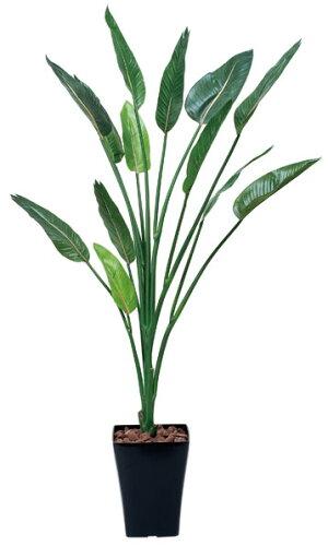 アートグリーン 人工観葉植物 光触媒 光の楽園 ストレチア1.6(代引き不可)
