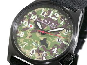 ケンテックスKentex腕時計カモフラ自衛隊モデルS455M-12【送料無料】【_包装】【YDKG円高還元ブランド】【smtb-F】