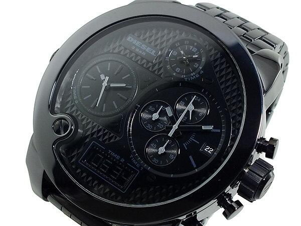 ディーゼル DIESEL フォータイム アナデジ クロノグラフ 腕時計 DZ7254【楽ギフ_包装】H2【S1】:リコメン堂インテリア館