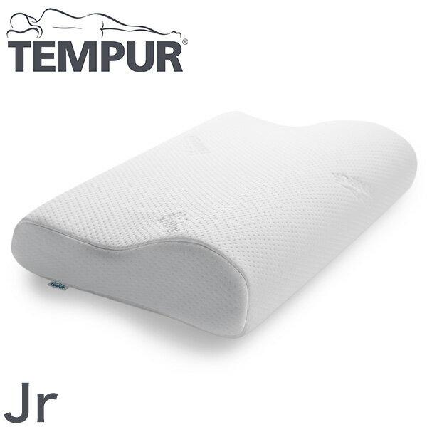 テンピュール 枕 オリジナルネックピロー Jrサイズ エルゴノミック 新タイプ 【正規品】 3年間保証付 低反発 快眠 まくら 【送料無料】