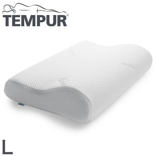 テンピュール 枕 オリジナルネックピロー Lサイズ エルゴノミック 新タイプ 【正規品】 3年間保証付 低反発 快眠 まくら 【送料無料】
