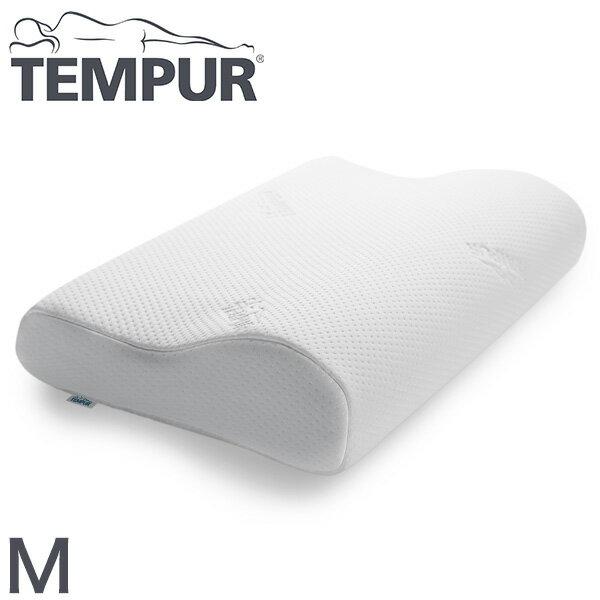 テンピュール 枕 オリジナルネックピロー Mサイズ エルゴノミック 新タイプ 【正規品】 3年間保証付 低反発 快眠 まくら 【送料無料】