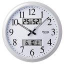 SEIKO 電波掛時計 白塗装 KX215W [KX215W]【MMPT】