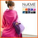【ポイント2倍】着るブランケットNuKME(ヌックミィ) ブランケット毛布 フリース ファブリック ...