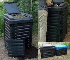 ガーデニング  落ち葉や生ゴミが堆肥に生まれ変わります! 堆肥コンポスター CWG-1325 …