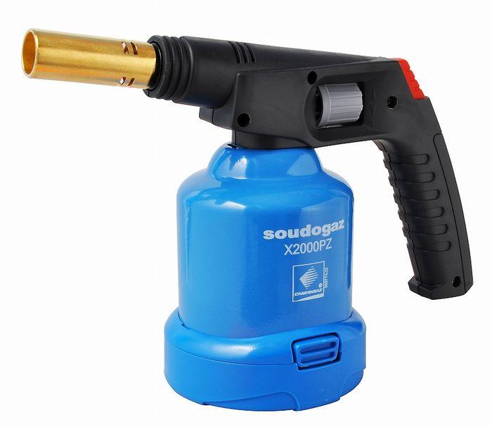溶接・熱工具本体, ガストーチ・バーナー  CAMPINGAZ X2000A No.030023A
