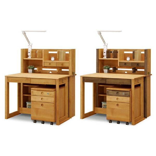 学習デスク ポコリン 学習机 勉強机 勉強デスク 家具 机 テーブル デスク 関家具(代引不可)【smtb-f】:リコメン堂インテリア館