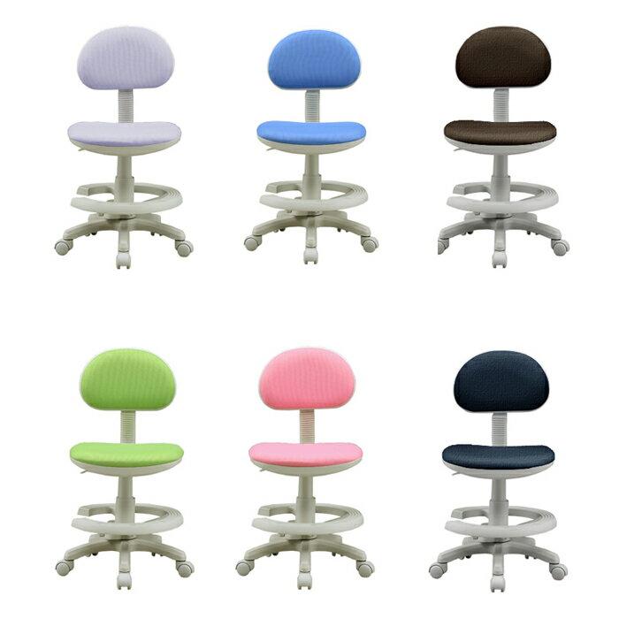 学習チェア ステップ5布 ピンク ブルー ネイビー グリーン ダークブラウン スノーPL イス 学習椅子 勉強椅子 (代引不可)【送料無料】