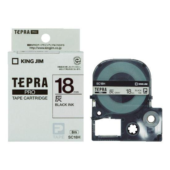 オフィス機器用アクセサリー・部品, ラベルライター用テープ・リフィル  PRO-- SC18H