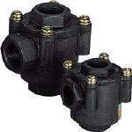 TAIYO クイックエギゾーストバルブ【QV2-20】(空圧・油圧機器・エアバルブ)【送料無料】