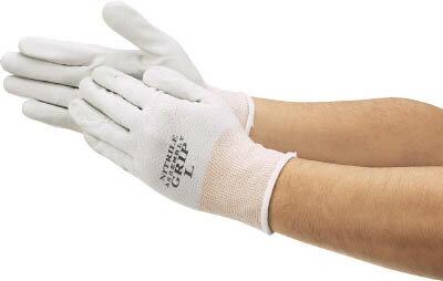 ショーワ 簡易包装組立グリップ10双入 Mサイズ【NO370-M10P】(作業手袋・すべり止め背抜き手袋)【S1】
