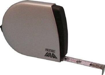 プロマート ALA8 2mシルバー ステンレス【ALA0820S】(測量用品・コンベックス)