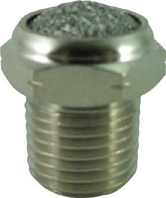 チヨダ サイレンサーSUS CSS−FSタイプ(ブレザベント)R1/4【CSS-02FS】(空圧・油圧機器・サイレンサ)