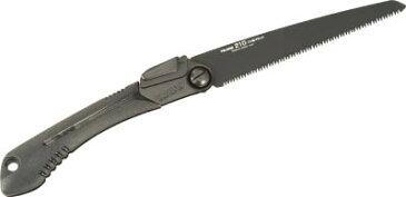 タジマ G−SAW 折込厚刃210 フッ素ブラック【GK-A210FB】(緑化用品・草刈り・除草用品)