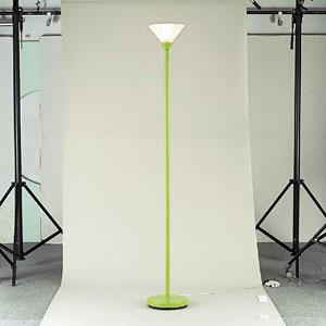 東京メタル工業 フロアースタンド照明 VH-FS2800G 緑(代引き不可)