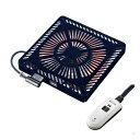 メトロ こたつ用取替えヒーター U字型石英管ヒーター 手元温度コントロール式 MSU-601E(K)【送料無料】 1