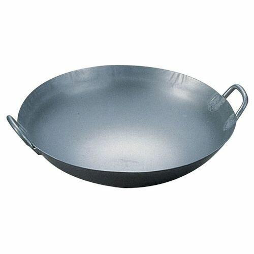 チタニアファクトリー チターナ 中華鍋(チタン製) 45cm ATY07045:リコメン堂キッチン館