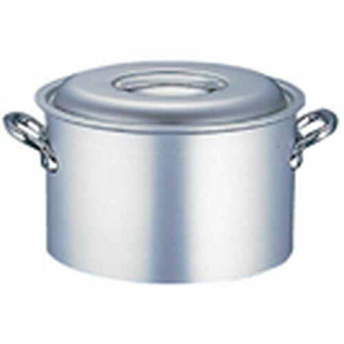 ホクア アルミ マイスター半寸胴鍋 60cm AHV5760:リコメン堂キッチン館