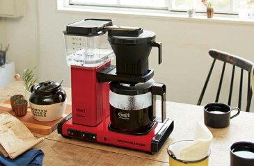 モカマスター MOCCAMASTER コーヒーメーカー MM741AO 正規販売店 珈琲 10杯 大容量 ドリップコーヒーメーカー(代引不可)【送料無料】【int_d11】