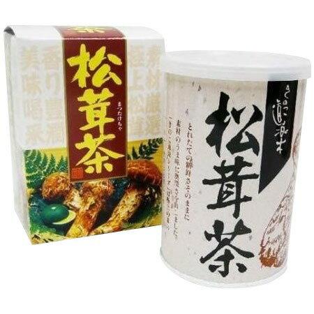 マン・ネン 松茸茶(カートン) 80g×60個セット 0007011:リコメン堂生活館