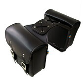 ITPROTECH バイク用サイドバッグ アメリカンタイプ YT-BKSIDEBAG