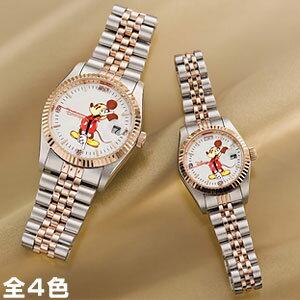 世界限定 パイカット ミッキー ダイヤモンドウォッチ ディズニー 腕時計(代引き不可)...