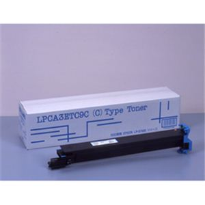 LPCA3ETC9C シアン トナータイプ 汎用品 NB-TNLPCA3ETC9CY