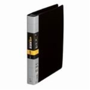 (業務用10セット)コレクト名刺整理帳K-618-BKA4L800枚用黒×10セット