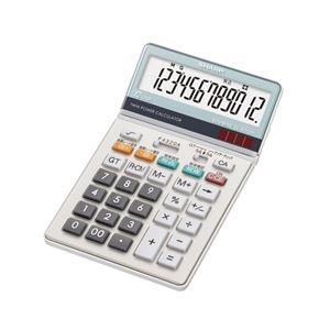 シャープ 電卓12桁(ナイスサイズタイプ) EL-N732K