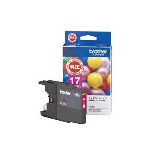 (業務用20セット)ブラザー工業インクカートリッジLC17Mマゼンタ×20セット