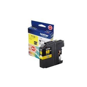 (業務用20セット)ブラザー工業インクカートリッジLC113Yイエロー×20セット