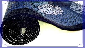 廊下敷き廊下マット80cm×240cm【藍】カーペットロングカーペット洗えるウォッシャブル日本製抗菌防臭吸水速乾滑り止め()【送料無料】【smtb-f】