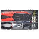 エーモン工業 よく使うクルマの配線工具セット 2842