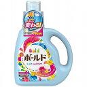 ボールド 洗濯洗剤 液体 香りのサプリインジェル プラチナピュアクリーンの香り 本体 850g
