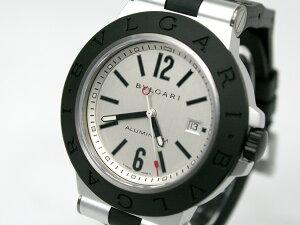 ブルガリ BVLGARI 腕時計 ディアゴノ アルミニウム AL44TAVD メンズ (代引き不可)【送料無料...
