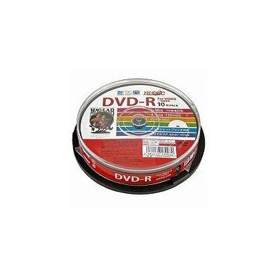 磁気研究所 DVD-R10Pスピンドル HDDR12JCP10