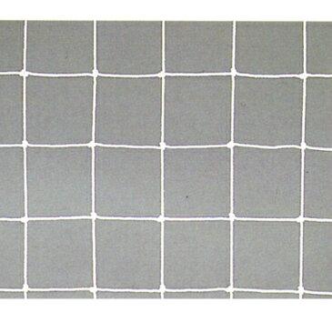 アシックス ハンドボールゴールネット 室内ハンドボールゴールネット(フットサル兼用) 531021 白