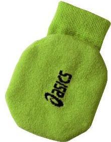 アシックス グラウンドゴルフ ニットヘッドカバー GGG881 ライムグリーン(73)