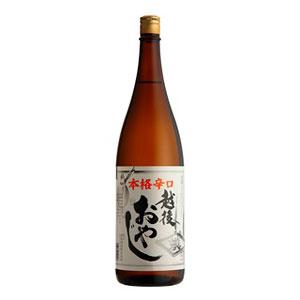 【楽天スーパーSALE】日本酒日本酒 妙高山 無糖加 越後おやじ 720ml【RCP】【10P02jun13】