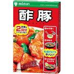 ミツカン 中華の素 酢豚 45g×2袋
