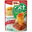 マ・マー つけスパゲティ用ソース 完熟トマト コンソメ仕立て 2人前 200g 日清フーズ