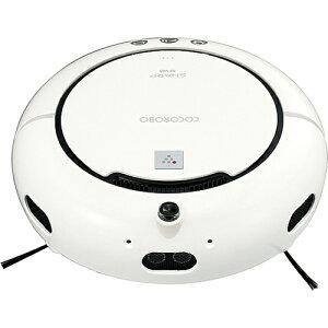 【送料無料】シャープ ロボット家電(ロボットクリーナー) COCOROBO(ココロボ) RX-V60-W ホワイ...