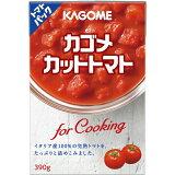 カゴメ トマトパック カットトマト for Cooking 390g