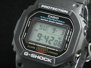 腕時計, メンズ腕時計  G CASIO DW5600E-1VS1