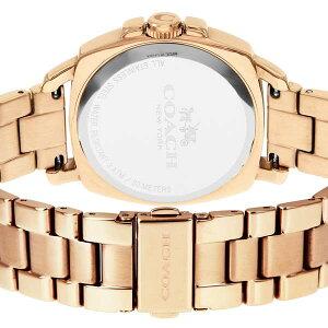 コーチCOACHボーイフレンドクオーツレディース腕時計時計CO14502081ローズ【_包装】