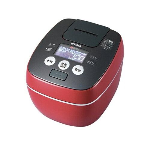 タイガー TIGER 圧力IH炊飯ジャー 炊飯器 1升炊き JPB-G180RL ラスターレッド