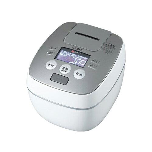 タイガー TIGER 圧力IH炊飯ジャー 炊飯器 1升炊き JPB-G180WL ラスターホワイト