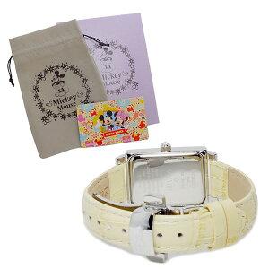ディズニーウオッチDisneyWatch美女と野獣レディース腕時計時計MK1208F【_包装】