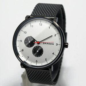 スカーゲンSKAGENクオーツメンズ腕時計時計SKW6188ホワイト【_包装】