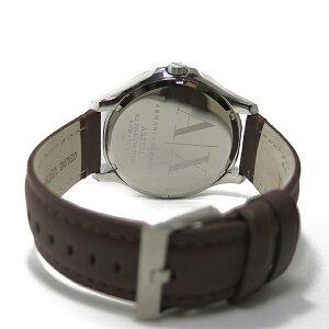 アルマーニエクスチェンジクオーツメンズ腕時計時計AX2133ネイビー【_包装】